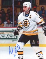 Adam Oates Signed Bruins 8x10 Photo (PSA COA) at PristineAuction.com