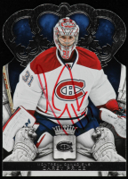Carey Price Signed 2013-14 Crown Royale #73 (JSA COA) at PristineAuction.com