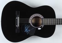 """Chad Kroeger Signed 38"""" Acoustic Guitar (JSA Hologram) (See Description) at PristineAuction.com"""