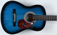 "Enrique Iglesias Signed 38"" Acoustic Guitar (PSA Hologram) (See Description) at PristineAuction.com"