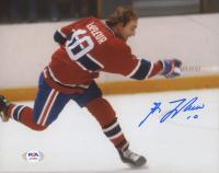 Guy Lafleur Signed Canadiens 8x10 Photo (PSA COA) at PristineAuction.com