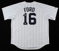 Whitey Ford Signed Yankees Jersey (JSA COA & AAA Hologram) at PristineAuction.com