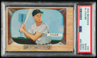 Al Kaline 1955 Bowman #23 (PSA 2) (MC) at PristineAuction.com