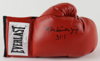 "Michael ""Jinx"" Spinks Signed Everlast Boxing Glove Inscribed ""31-1"" (JSA COA) at PristineAuction.com"