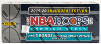 2019-20 Panini Hoops Premium Stock Basketball Box Set at PristineAuction.com