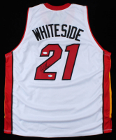 Hassan Whiteside Signed Jersey (JSA COA & Hollywood Collectibles Hologram) at PristineAuction.com