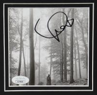 "Taylor Swift Signed 14x22 Custom Framed ""Folklore"" Album Photo Display (JSA COA) at PristineAuction.com"