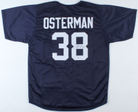 "Cat Osterman Signed Jersey Inscribed ""USA"" (Beckett COA) at PristineAuction.com"