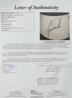 """Tiger Woods Signed The La Costa Resort & Spa Golf Visor Inscribed """"1999"""" (JSA LOA) (See Description) at PristineAuction.com"""