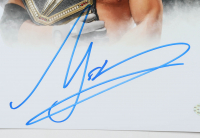 A.J. Styles Signed WWE 11x14 Photo (PSA COA) at PristineAuction.com