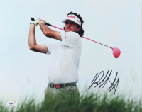Bubba Watson Signed 11x14 Photo (PSA COA) at PristineAuction.com