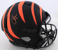 Chad Johnson Signed Bengals Eclipse Alternate Speed Full-Size Helmet (Beckett COA) at PristineAuction.com