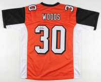 Ickey Woods Signed Jersey (Beckett COA) at PristineAuction.com