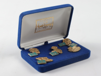 Walt Disney Classic Pin Set of (5) Pins at PristineAuction.com