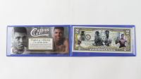 Cassius Clay Genuine Legal Tender U.S. $2 Bill Commemorative Edition Bank Note at PristineAuction.com