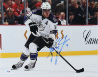 Anze Kopitar Signed Kings 11x14 Photo (PSA COA) at PristineAuction.com