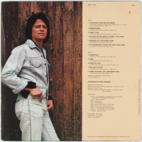 "Johnny Rodriguez Signed ""My Third Album"" Vinyl Record (Beckett COA) at PristineAuction.com"