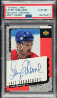 Larry Robinson 2000-01 Upper Deck Legends Epic Signatures #LR (PSA Encapsulated) at PristineAuction.com
