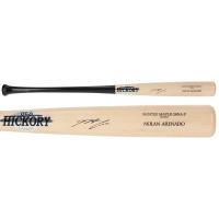 Nolan Arenado Signed Old Hickory Player Model Baseball Bat (Fanatics Hologram) at PristineAuction.com