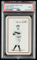 Babe Ruth 1978 Sports Deck Ace of Diamonds (PSA 9) at PristineAuction.com