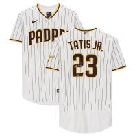 Fernando Tatis Jr. Signed Padres Nike Jersey (MLB Hologram) at PristineAuction.com