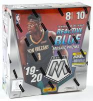 2019 / 20 Panini Mosaic Basketball Mega Box with (20) Cards at PristineAuction.com