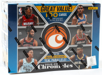 2019-20 Panini Chronicles Basketball Mega Box with (20) Packs at PristineAuction.com
