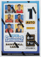 2020 Panini Contenders Draft Picks Basketball Blaster Box of (7) Packs at PristineAuction.com