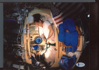 Norman Thagard Signed Mir Space Station 8x10 Photo (Beckett COA) (See Description) at PristineAuction.com