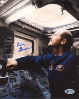 Frederick Hauck Signed NASA 8x10 Photo (Beckett COA) at PristineAuction.com