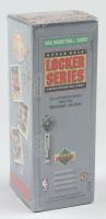 1991 Upper Deck NBA Michael Jordan Locker Series 1 Box with (7) Packs at PristineAuction.com