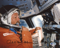 "Robert L. ""Hoot"" Gibson Signed NASA 8x10 Photo (Beckett COA) at PristineAuction.com"