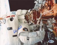 Kathryn C. Thornton Signed NASA 8x10 Photo (Beckett COA) at PristineAuction.com