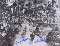 """""""The Wizard of Oz"""" 11x14 Photo Cast-Signed by (4) with Mickey Carroll, Jerry Maren, Karl Slover & Donna Stewart Hardway (JSA COA) at PristineAuction.com"""
