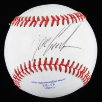 Doc Gooden Signed OL Baseball (JSA COA) at PristineAuction.com