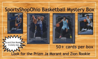 SportsShopOhio Basketball Card Mystery Box at PristineAuction.com