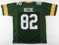 "Don Beebe Signed Jersey Inscribed ""S.B. XXXI"" (JSA COA) at PristineAuction.com"