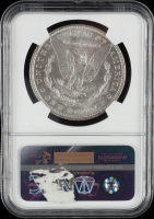 1897 Morgan Silver Dollar, VAM-6A Pitted Reverse, Top 100 - Great Northwest Collection (NGC Encapsulated) at PristineAuction.com