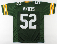 """Frank Winters Signed Jersey Inscribed """"SBXXXI Champs"""" (JSA COA) (See Description) at PristineAuction.com"""