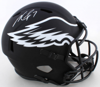 Michael Vick Signed Eagles Full-Size Eclipse Alternate Speed Helmet (JSA COA) (See Description) at PristineAuction.com