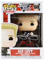 """Jake Busey Signed """"Starship Troopers"""" #1049 Ace Levy Funko Pop! Vinyl Figure Inscribed """"Ace"""" (Beckett COA) at PristineAuction.com"""