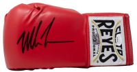 Mike Tyson Signed Cleto Reyes Boxing Glove (JSA COA & Fiterman Sports Hologram) at PristineAuction.com