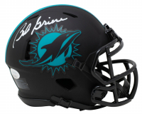Bob Griese Signed Dolphins Eclipse Alternate Speed Mini Helmet (JSA COA) at PristineAuction.com