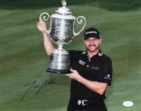 Jimmy Walker Signed PGA Tournament 11x14 Photo (JSA COA) at PristineAuction.com