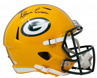 Ahman Green Signed Packers Full-Size Speed Helmet (Beckett COA) at PristineAuction.com