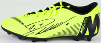 Cristiano Ronaldo Signed Mercurial Nike Soccer Cleat (Beckett COA) at PristineAuction.com