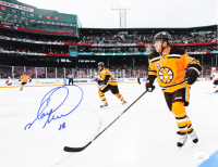 Mark Recchi Signed Bruins 11x14 Photo (JSA COA) at PristineAuction.com