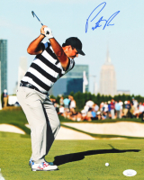 Patrick Reed Signed 11x14 Photo (JSA COA) (See Description) at PristineAuction.com