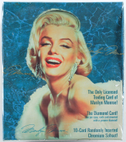 1993 Sports Time Marilyn Monroe Series 1 Card Box With (36) Packs at PristineAuction.com