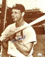 Stan Musial Signed Cardinals 11x14 Photo (JSA COA) at PristineAuction.com